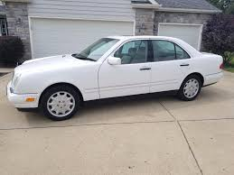 Used 1999 Mercedes-Benz E-Class for Sale in Johnstown, OH 43031 ...