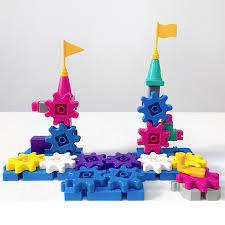 Đồ chơi bánh răng thông minh MBLOCK KOBORO – MBLOCK GEAR ROBOT(LER9233) -  Lắp ghép, Xếp hình Hãng 2Nature