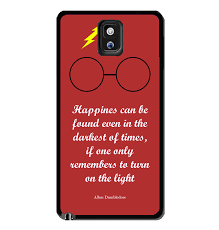 Samsung Note 3 Red Light Happiness Quote Harry Potter Samsung Galaxy S3 S4 S5 Note 3