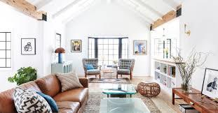 La Interior Designers A Cool La Home Tour From Homepolish Living Room Remodel