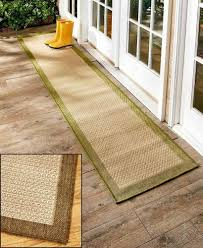 long runner rugs patio