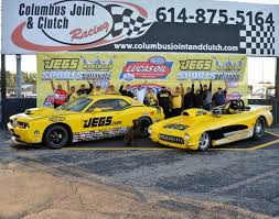 jeg coughlin jr added another entry to his brilliant hall of fame résumé sunday with a double win at the jegs nhra northern sportsnationals being the
