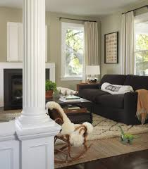 Rugs In Living Rooms Where To Place It How To Place An Area Rug Living Room Traditional With Rocking