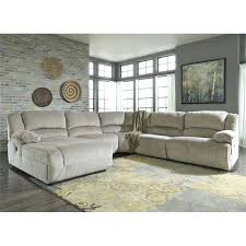 5 pc sectional sofa lovely reclining sectional sofa with massage and heat 5 piece left chaise