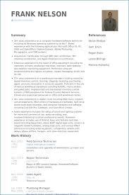 Electronic Technician Resume Igniteresumes Com