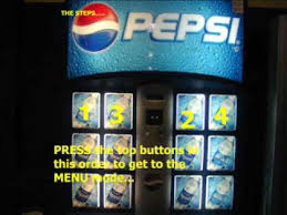 How To Hack Pepsi Vending Machines Interesting How To Hack A Soda Machine YouTube