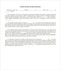 sales contracts sample 21 sales contract templates free sample example format