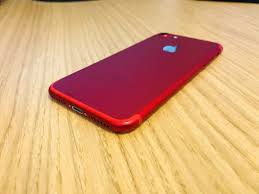 Very Good Condition Iphone 7 128gb Product Red Unlocked