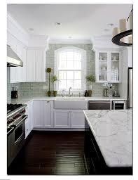 beautiful white carrera kitchen european image this gorgeous island with white