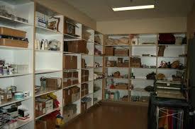 Art Studio storage. Photo by Dawn Ballou, Pinedale Online.