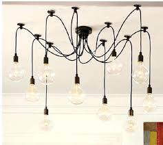 installing chandelier wiring retro classic chandelier spider lamp pendant bulb holder group com electrical wiring installation