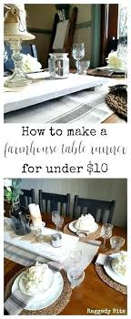 rustic farmhouse table runner farmhouse style table runners the ornaments of your house vintage lace trinkets