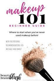 makeup 101 for beginners where to