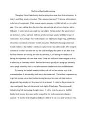 fast food nation essays fast food nation essay the evils of fast fast food nation essay the evils of fast food advertising fast food nation essay the evils