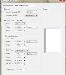 manga page size createspace community manga studio specifications and other