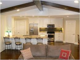 Open Kitchen Design Awesome Inspiration