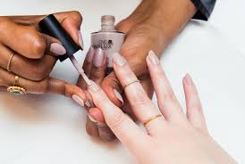 non traditional wedding appropriate nail polish jobs the coveteur
