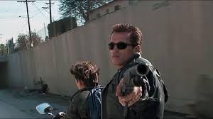 Truck-chase scene | Terminator 2 [Remastered] - YouTube