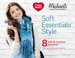 Red Heart Free Patterns New Introducing Red Heart Soft Essentials Red Heart Blog