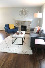 dark grey sofa living room ideas what color rug goes with a couch light decorating curtains