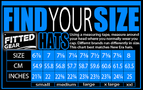 Boston Red Sox Red Cooperstown 59fifty Fitted Hat Size Chart