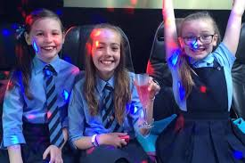 Stonehouse schoolgirl wins Clyde 1 breakfast show's Cool Ride to ...