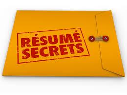 Envelope For Resume Resume Secrets Yellow Envelope Help Guidance Tips Advice Job