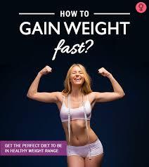 Weight Gain Diet Best Diet Plan Chart And Expert Tips To