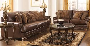 ashley furniture chaling durablend antique living room set packages sets home design ideas prissy top collections of drawing for rooms package deals leather sofa cheap