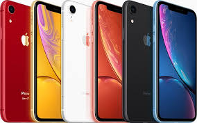 iphone xr comes in white black blue c yellow and red with glass boatching anodized aluminum frames