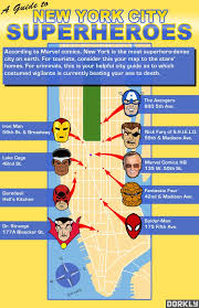 superhero star map new york city is the place Superhero Map superheroes in new york city super hero map minecraft