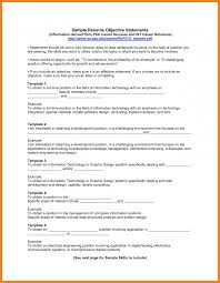 Sample Of Job Objective In Resume resume job objective bio resume samples 37