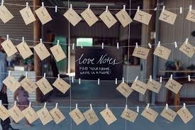 Seating Chart With String And Pegs Image Polka Dot Bride