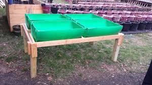 barrel garden. Raised 55 Gallon Barrel Garden PT 2 B