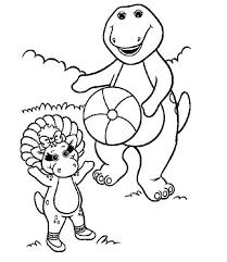 970074_f520 baby bop coloring pages on printable bubble sheet 1 135