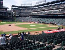 Ballpark At Arlington Seating Chart Globe Life Park Section 17 Seat Views Seatgeek