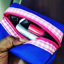 you should be ashamed of being seen with that makeup bag especially when it s so easy to remake and you have a sewing challenge going on about remaking your