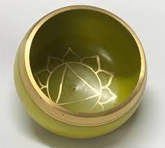 chakra singing bowl solar plexus manipura