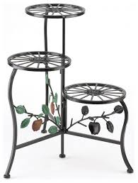 country apple plant stand farmhouse