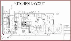 commercial restaurant kitchen design. Restaurant Kitchen Layout Autocad Interior Design Small Commercial Floor Plans