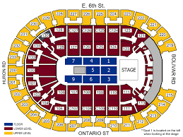 Philips Arena Concert Online Charts Collection