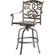 wrought iron patioar table outdoor stools used swivellack chairs