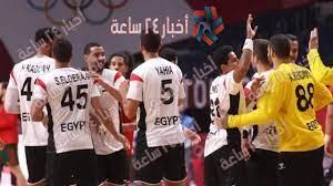 تردد القنوات الناقلة لمباراة مصر والسويد في كرة اليد أولمبياد طوكيو 2021 -  جريدة أخبار 24 ساعة