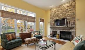bathroom ideas for yellow living room paint colors with white brick fireplace mantel red color