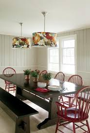 A Light-Filled Kitchen Remodel. Red Dining ChairsRed Dining RoomsRed ...