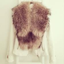 jacket coat fur white foz fashion white coat zipper jacket leather jacket scarf faux fur coat long fur coat real fur faux fur fox leather