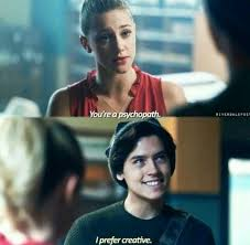 Riverdale Quotes Interesting Image About Quotes In Tv Series By Gioia On We Heart It