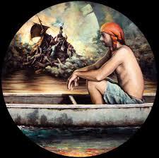 Joshua Adam Risner - Alto, MI Contemporary Fine Artist - Painters -  Artistaday.com
