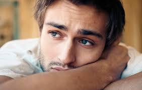 Hintergrundbilder Gesicht Modell Porträt Fotografie Blau