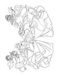 Kids N Funcom Coloring Page Disney Princesses Disney Princesses